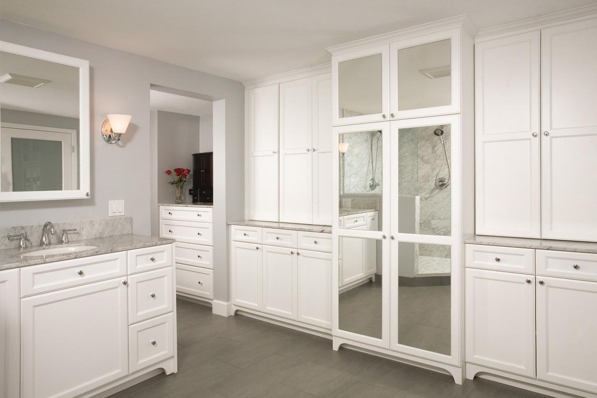 Bellmont Bathroom Vanities - G&G Cabinets