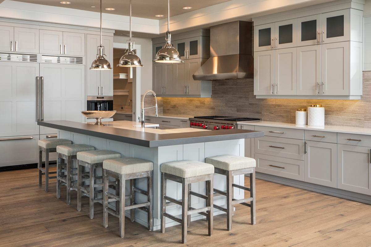 Bellmont Kitchen Cabinets G