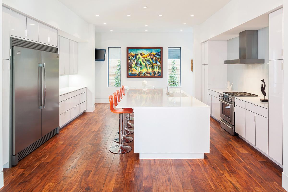 Bellmont Kitchen Cabinets
